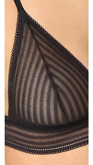 Cosabella Sweet Treats Shadow Stripe Bra