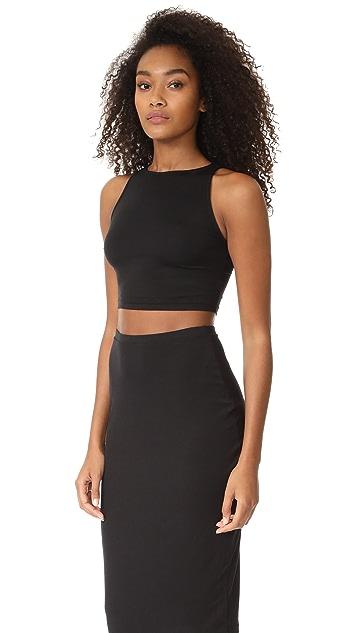 Cosabella Minimalista Crop Cami & Skirt Set