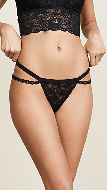 Cosabella Never Say Never Strappie G-String