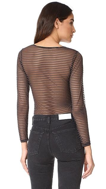 Cosabella Bisou Thong Back Bodysuit