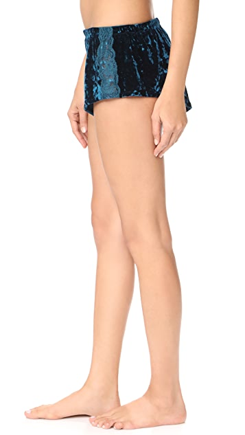 Cosabella Luxe Tap Shorts