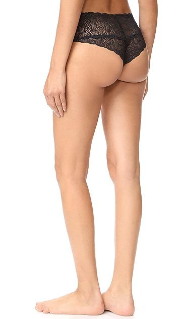 Cosabella Sweet Treats Infinity Cheeky Hot Pants