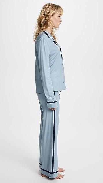 Cosabella Bella Longsleeve Top & Pant PJ Set