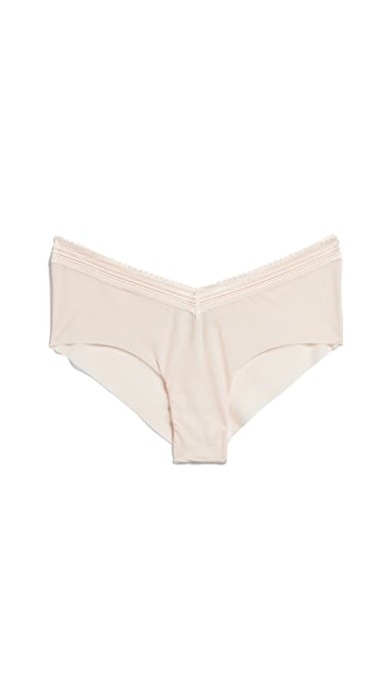 Cosabella Laced in Aire Maternity Low Rider Hot Pants