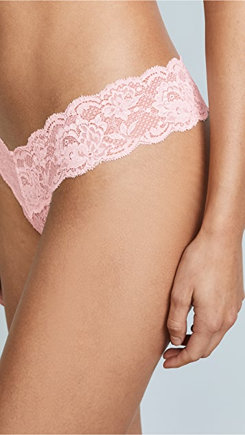 Cosabella Never Say Never Pastels Cutie Thong 5 Pack