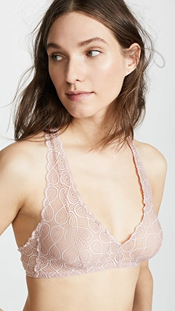 Cosabella Sweet Treats Neutrals Bralette & Thong Pack