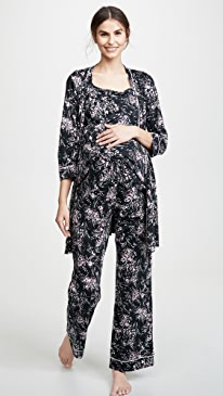 Bella Maternity PJ Set