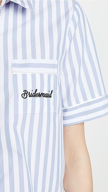 Cosabella Bridesmaid 睡衣套装