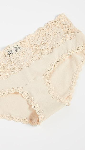 Cosabella Набор трусиков для беременных Never Say Never Hotpants