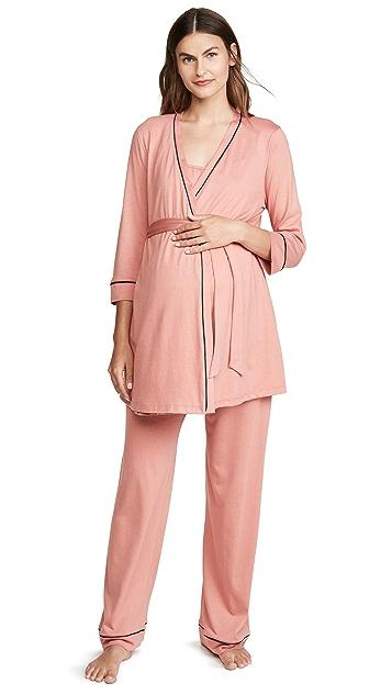 Cosabella Bella 孕妇装睡衣套装