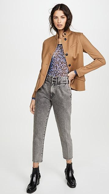 Cosabella Soire Confidence Classic Long Sleeve Bodysuit