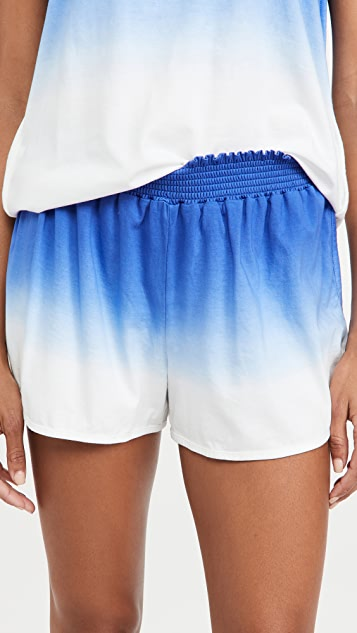 Cosabella Florida 背心平角短裤套装