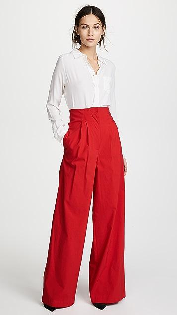 Costarellos Wide Leg Trousers