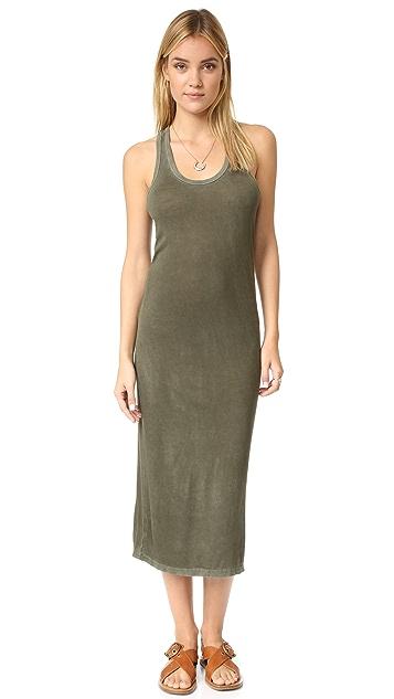 Cotton Citizen The Mykonos Midi Dress