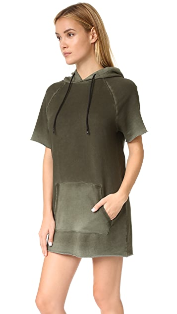 Cotton Citizen The Milan Cutoff Dress