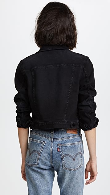 Cotton Citizen The Crop Denim Jacket
