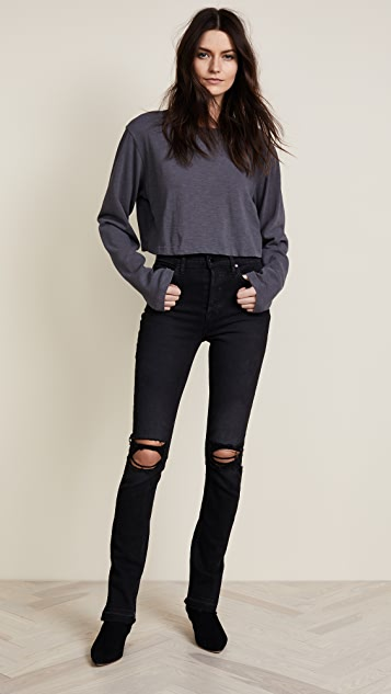 Cotton Citizen High Rise Skinny Jeans