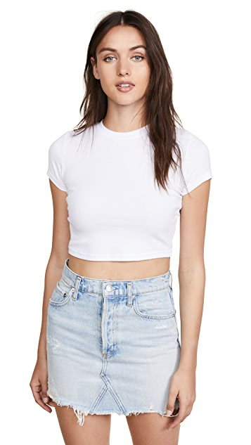 Cotton Citizen The Venice Crop Tee