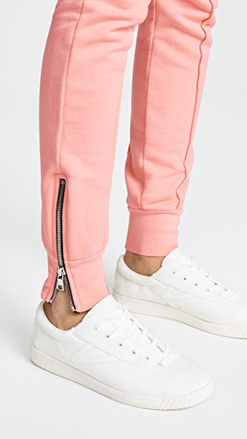 Cotton Citizen The Milan Joggers with Ankle Zips
