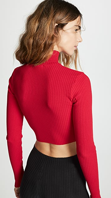 Cotton Citizen Ibiza Turtleneck