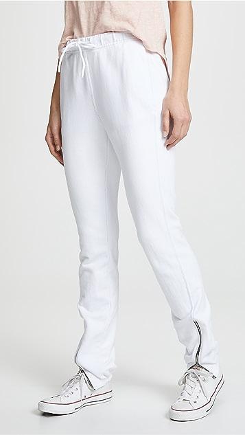 Cotton Citizen Milan Zip Joggers