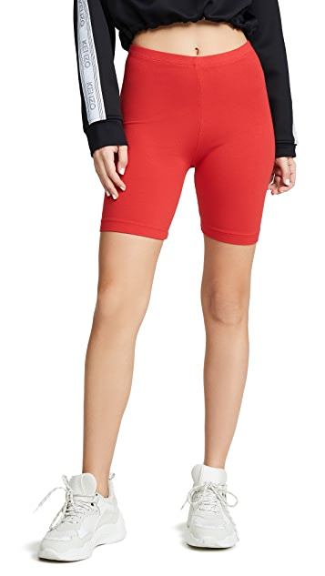 Cotton Citizen Milan Bike Shorts