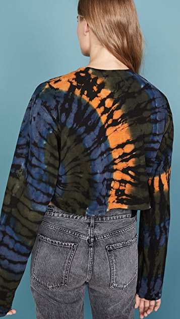 Cotton Citizen Укороченный пуловер Tokyo