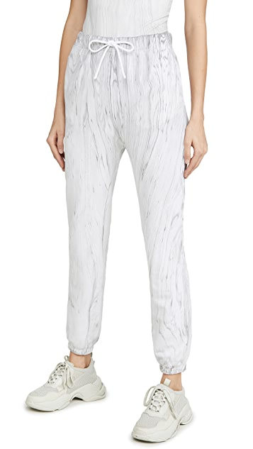 Cotton Citizen Marble Milan Sweatpants