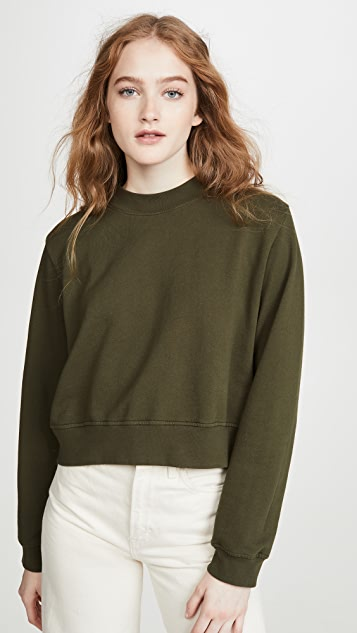 Cotton Citizen Milan Crew Sweatshirt