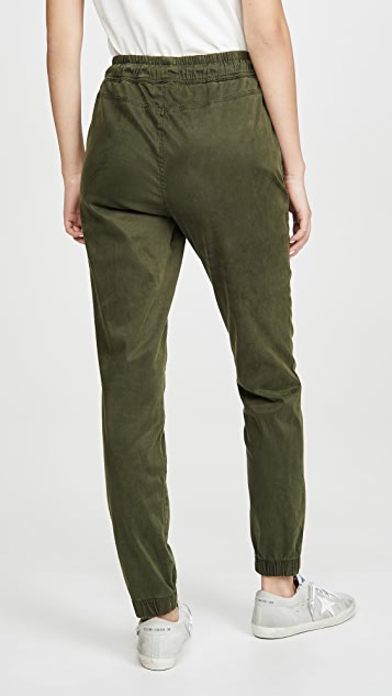 Cotton Citizen London Zip Joggers