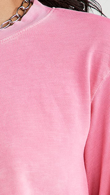Cotton Citizen Tokyo Crop Long Sleeve Tee