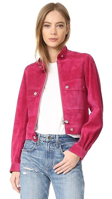 Courreges Multi Patch Jacket