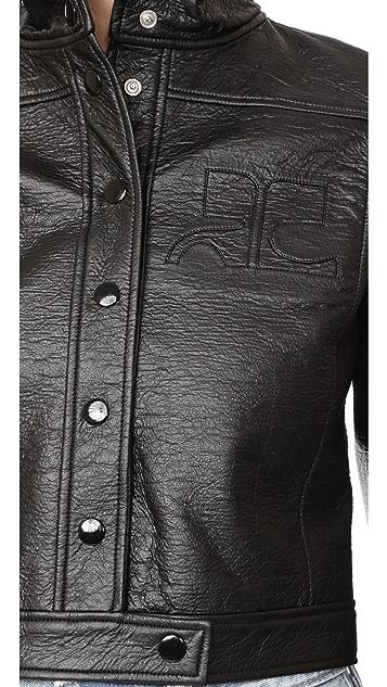 Courreges Cropped Jacket