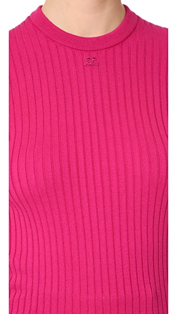 Courreges Knit Top