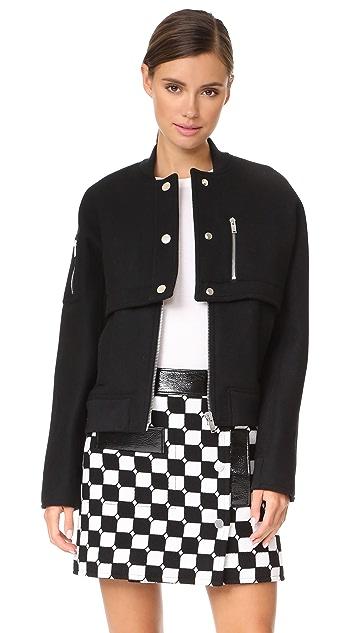 Courreges Bomber Jacket