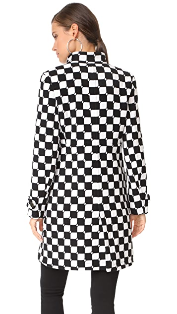 Courreges Classic Trench Coat