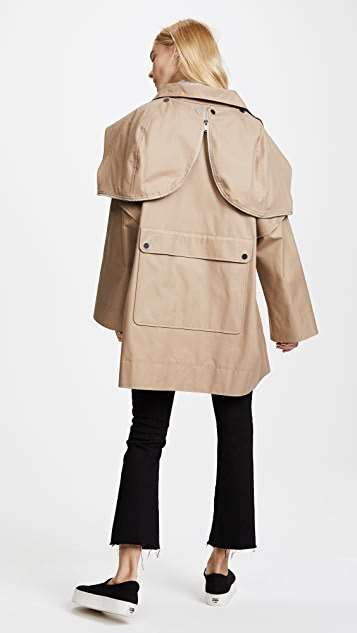 Courreges Veste Vareuse Jacket