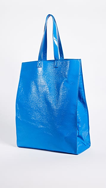 Courreges Vinyl Tote
