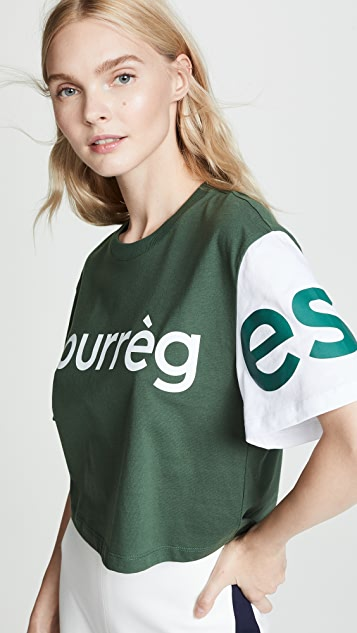 Courreges Logo T-shirt