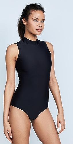 Cover - Sleeveless Swimsuit