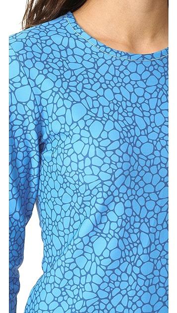 Cover Cover x Ashley Hicks Perfect Swim T