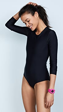 Long Sleeve Swimsuit
