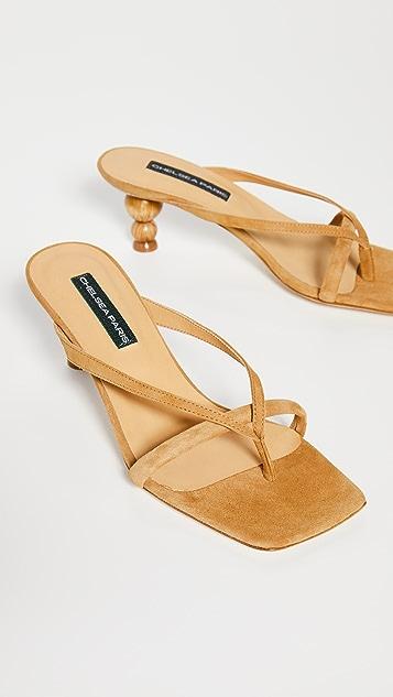 Chelsea Paris Slash 凉鞋
