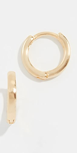 Cloverpost - Hug Hoop Earrings