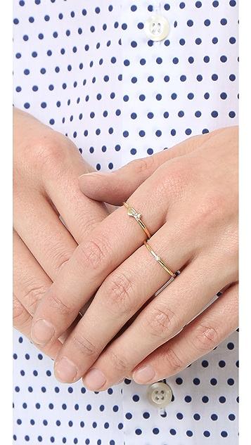 Cloverpost Petite Ring