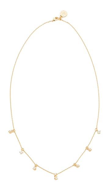 Cloverpost Misty Necklace