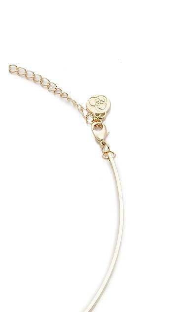 Cloverpost Gloss Choker Necklace