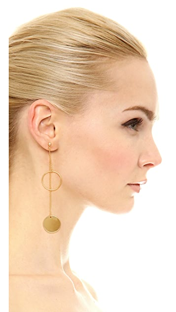 Cloverpost Flurry Earrings