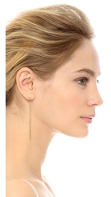 Cloverpost Stall Earrings