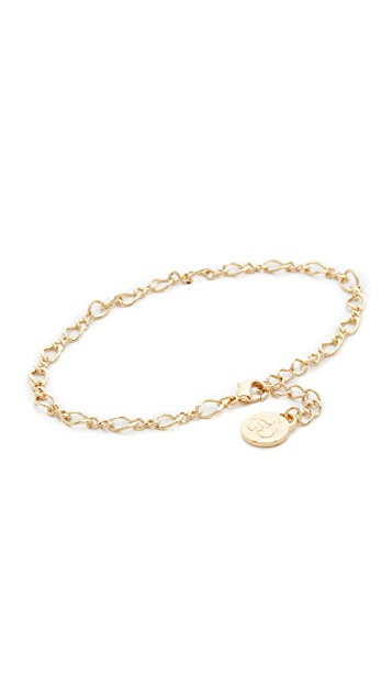 Cloverpost Figure Chain Bracelet